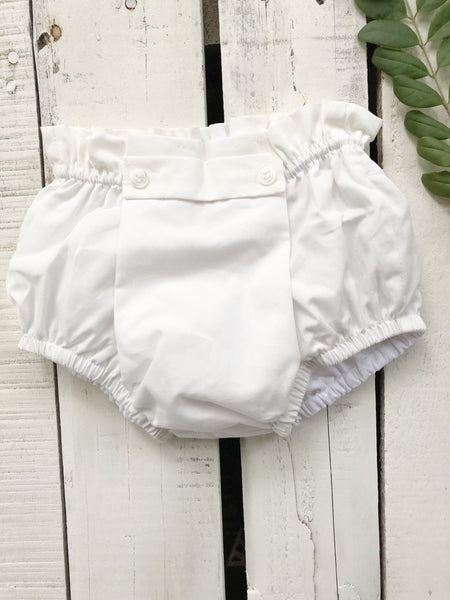 Bubble Short-Ivory