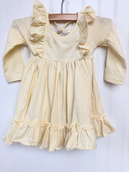 Serendipity Ivory  Dress