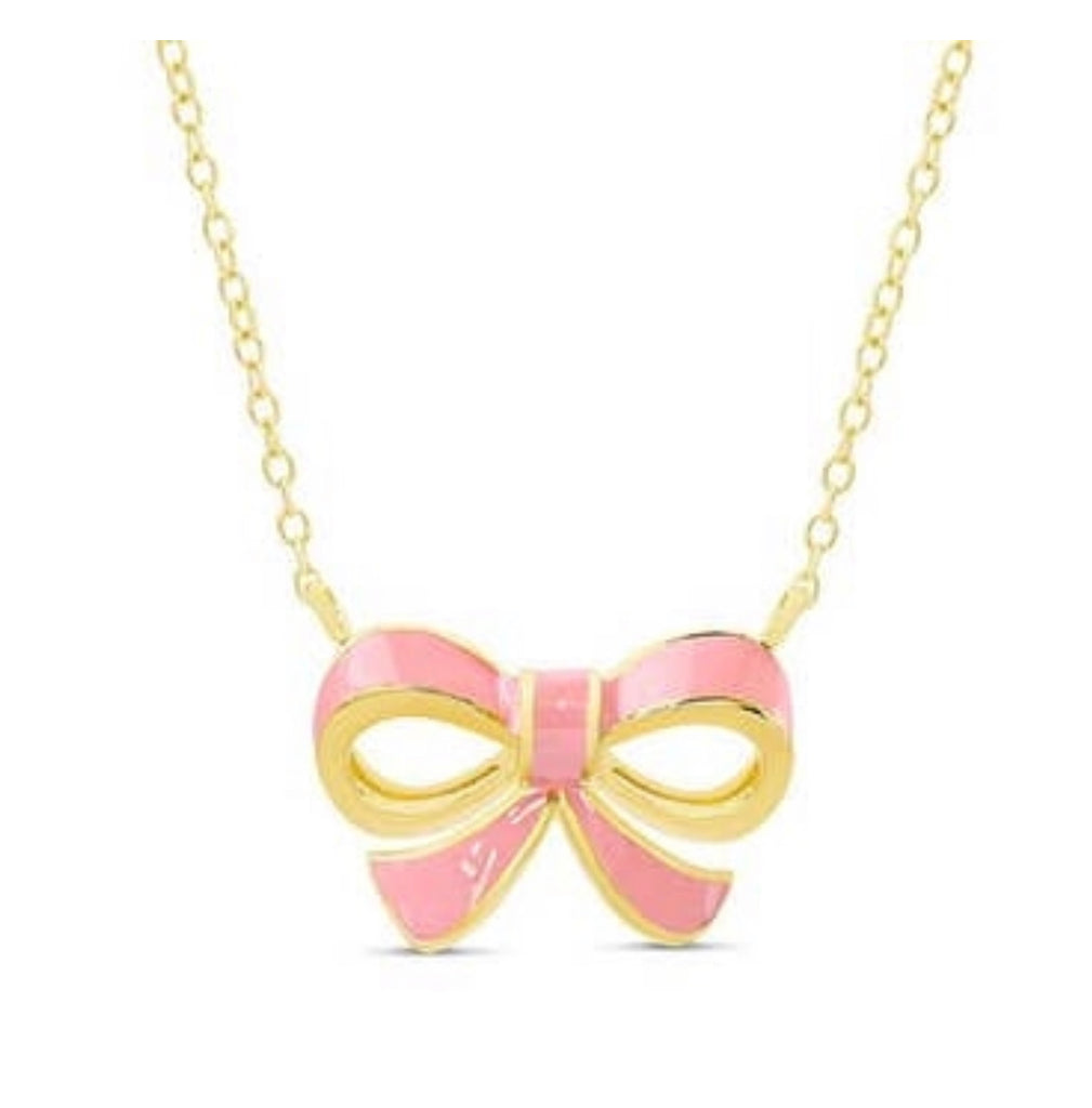 Lily Nily Bow Necklace