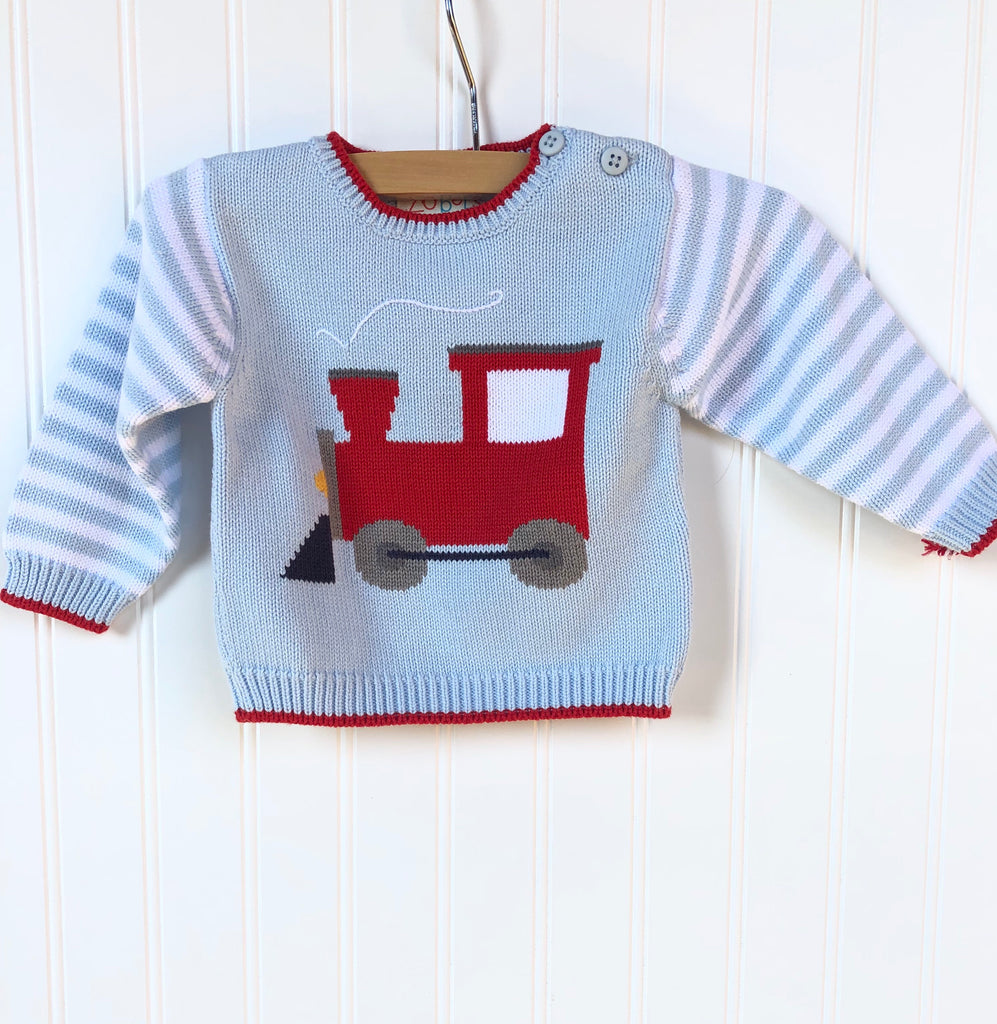 Zubel Train Sweater