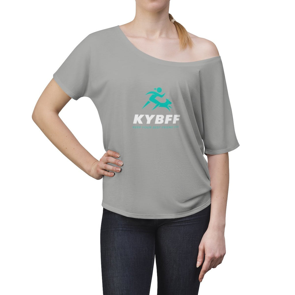 Keep Your Best Friend Fit Women's Slouchy top