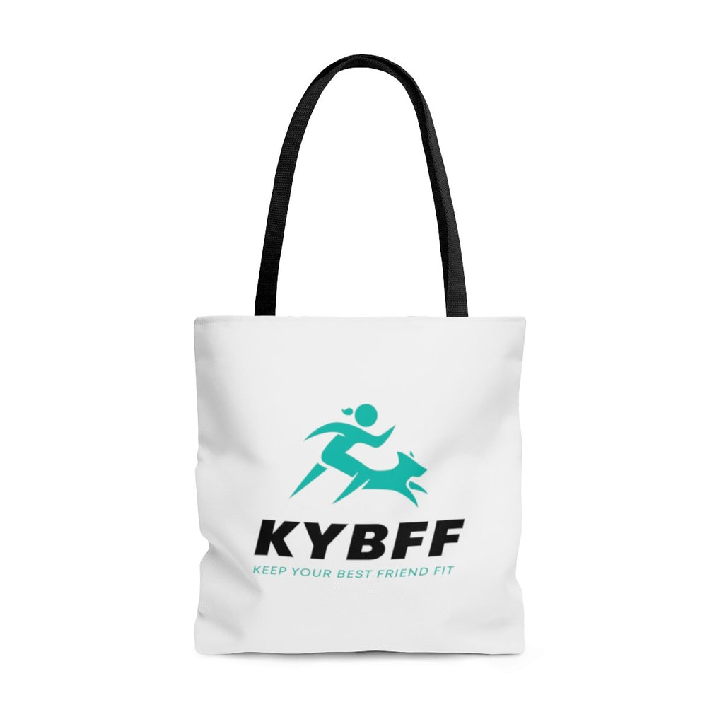 Keep Your Best Friend Fit Tote Bag