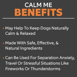 Calm Me Soft Chew Supplements 60 ct