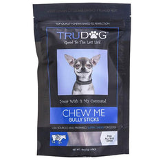 Chew Me Bully Sticks- 6 count
