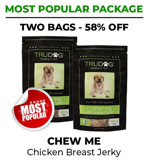 Chew Me Chicken Special - 2 Pack