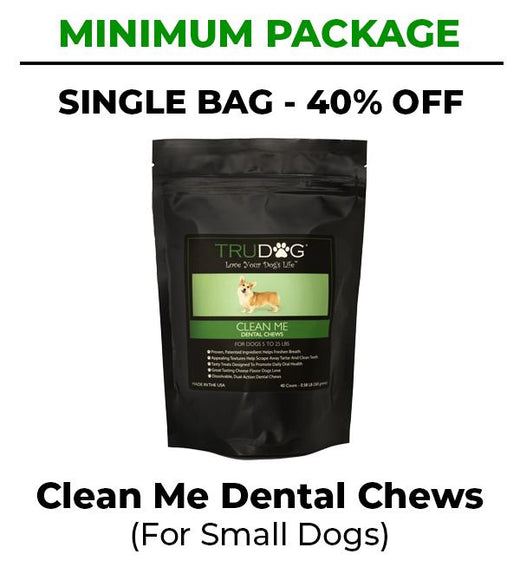 Clean Me Single Bag Offer