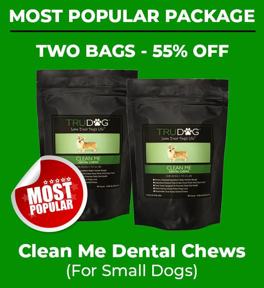 Clean Me Two Bag Offer