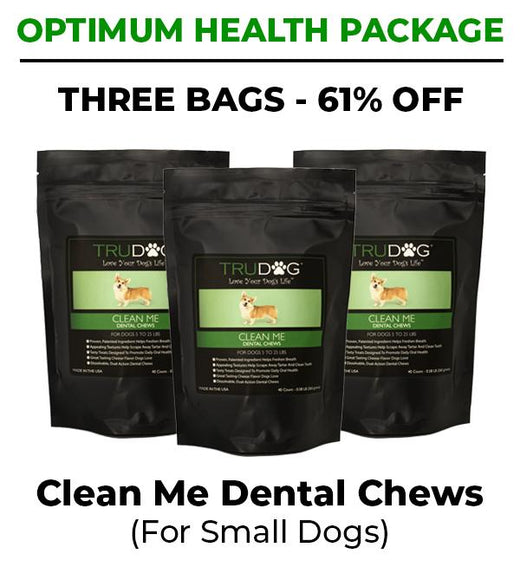 Clean Me Three Bag Offer