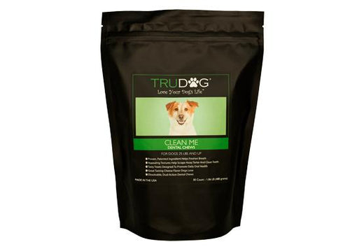 DAILY DEAL - Clean Me Dental Chews (Large Dog)