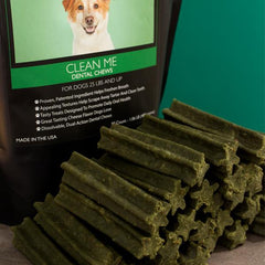 Clean Me Dental Chews - Large Dog