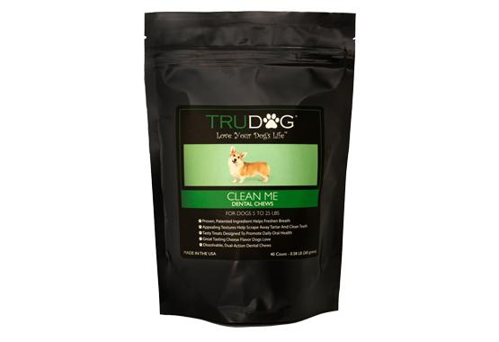 DAILY DEAL - Clean Me Dental Chews (Small Dog)