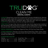 Clean Me Dental Chews