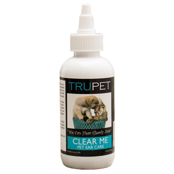 CLEAR ME Safe, Natural Ear Cleaner