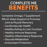 COMPLETE ME  Complete Omega Soft Chew Supplement