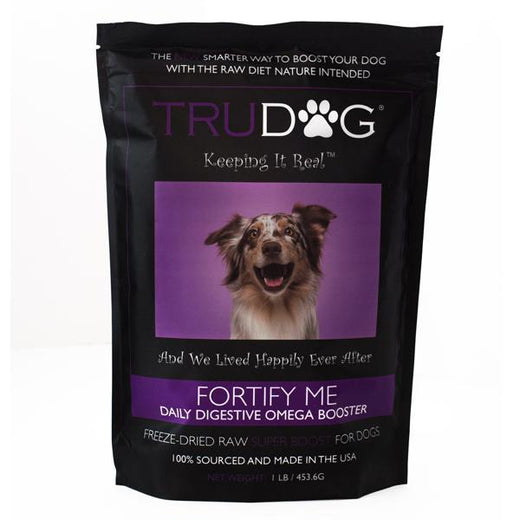 Fortify Me Freeze Dried Raw Food Topper for Dogs- 1 LB. $20 Special