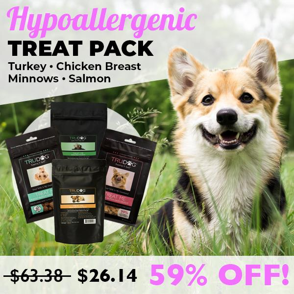 Hypoallergenic Treat Pack