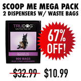 Weekly Specials - Mega Pack Waste Bags- 900 bags/ 60 rolls of 15 each