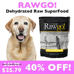 Daily Deal - Chicken and Rosemary Rawgo