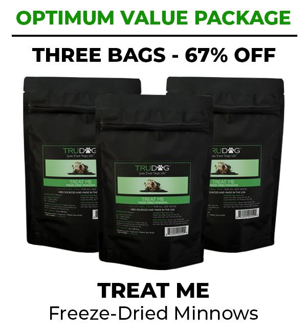 Treat Me Minnow Special - 3 Pack