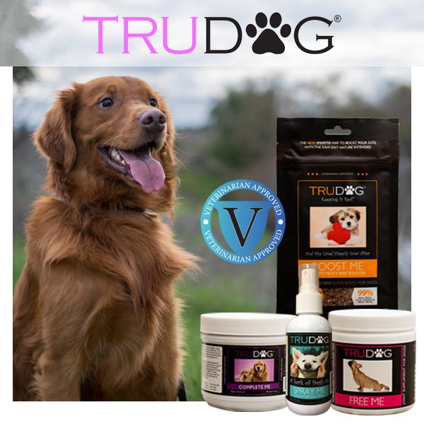 THE TRUDOG NUTRITION+ SYSTEM