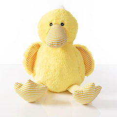 Plush Yellow Duck