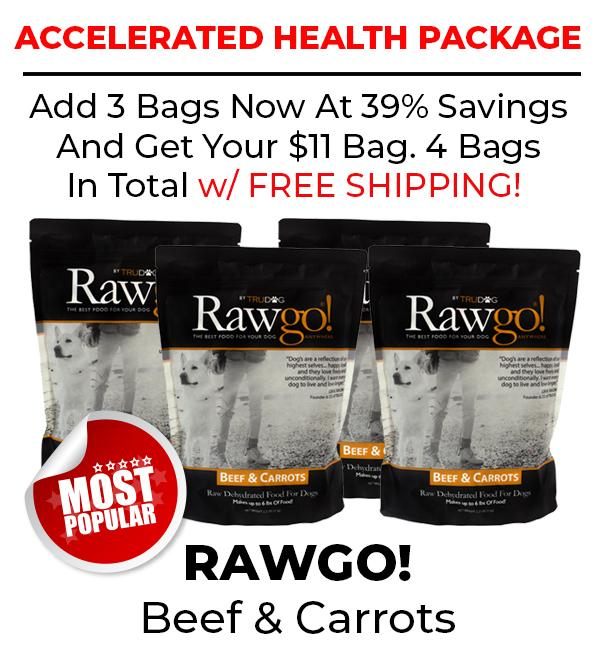 Rawgo Special - 4 Pack