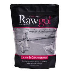 Rawgo Lamb & Cranberry Dehydrated Raw Superfood 2.2 lbs