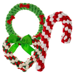 Christmas Rope Toys Bundle