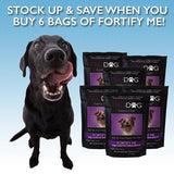 Fortify Me Freeze Dried Raw Food Topper for Dogs- 6 Pack