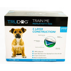 Daily Deal - Train Me - Premium Potty Pads