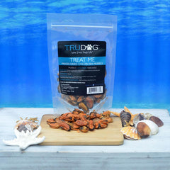 Treat Me Chilean Blue Sea Mussels Treats 2.0 oz