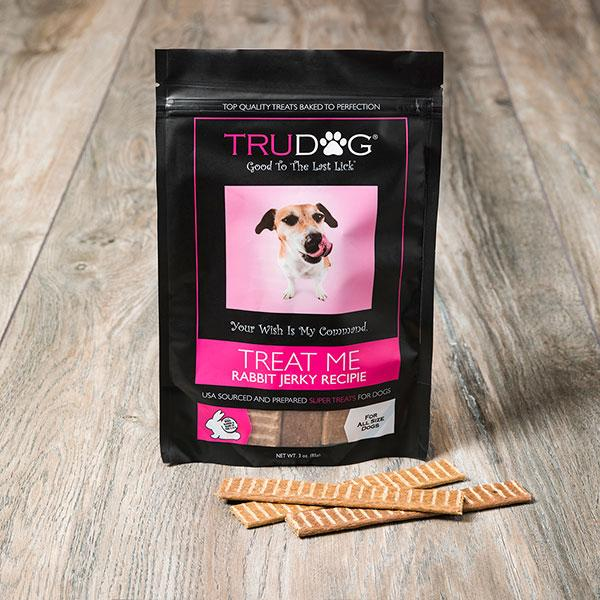 Daily Deal - Treat Me Rabbit Jerky- 10 pack