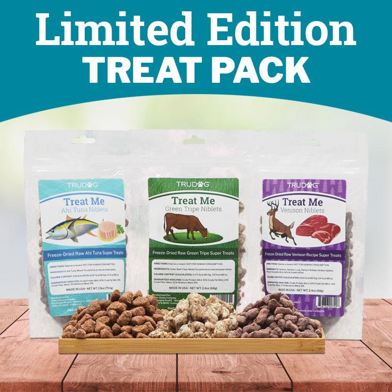 Limited Edition Greatest Hits Treat Pack