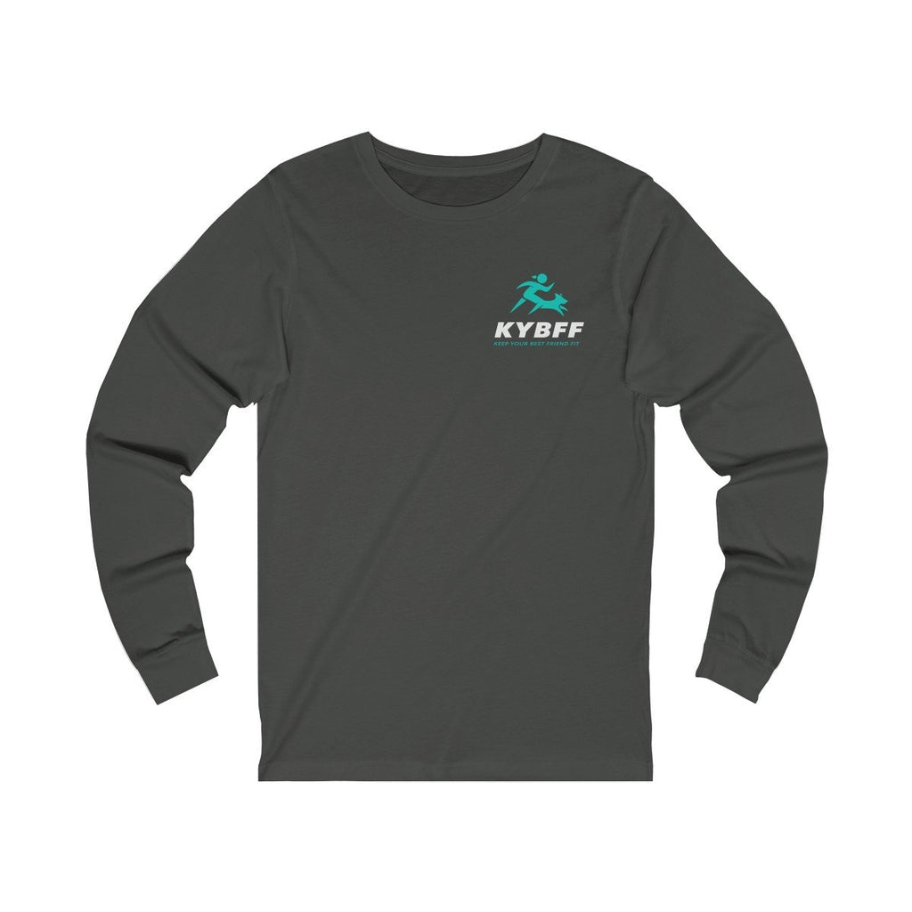 Keep Your Best Friend Fit Unisex Jersey Long Sleeve Tee