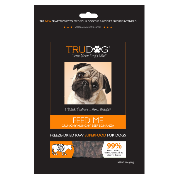 Trudog FEED ME - Auto Renew
