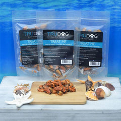 Treat Me Sea Mussels Treats 3 Pack