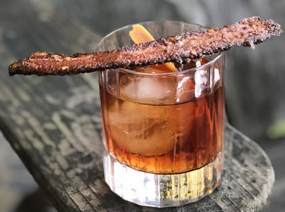 The Baconer Maple Old Fashioned