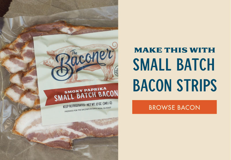 Smoky Paprika Bacon