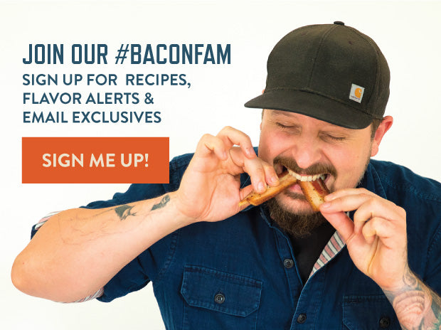 Join Our #BaconFam