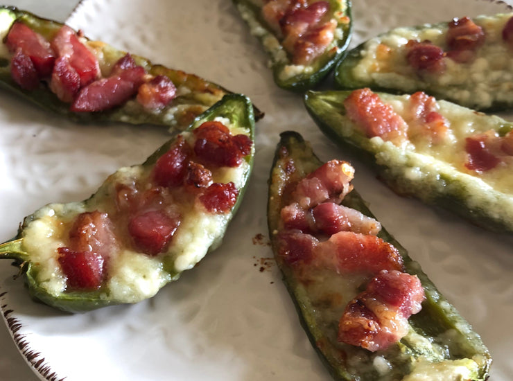 Jalapeno Bacon Poppers