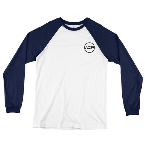 AEP Long Sleeve Baseball T-Shirt - Ancient Elite Performance