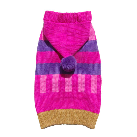 Sweetshop PomPom Dog Sweater Bauhound