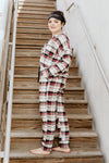 Dreams Z Supply Plaid PJ Set - Parkside Harbor