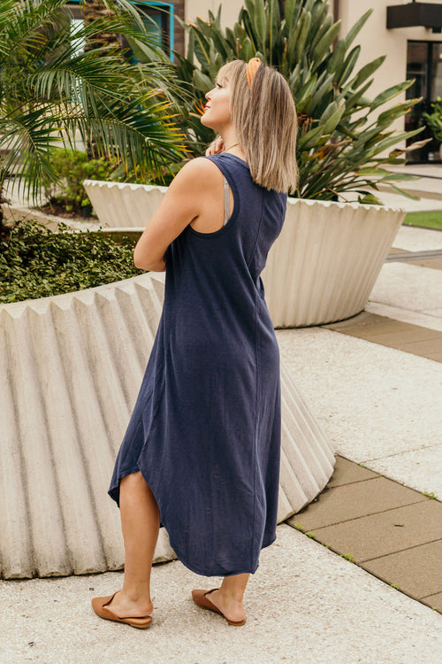 Keep It Simple Z Supply Midi Dress
