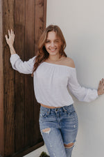 Liv Z Supply Off Shoulder Top