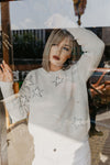 Bright Light Star Sweater