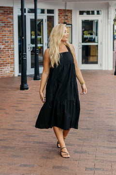 Forever Young Midi Dress