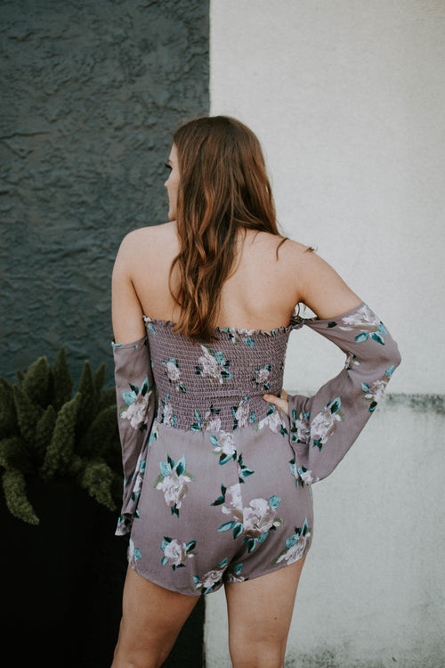 Napa Valley Romper - Parkside Harbor