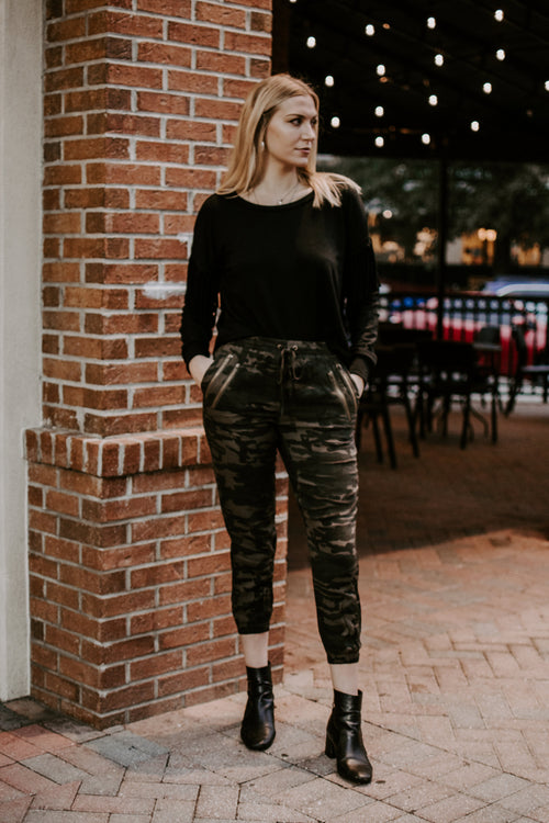 Victory Camo Jogger - Parkside Harbor