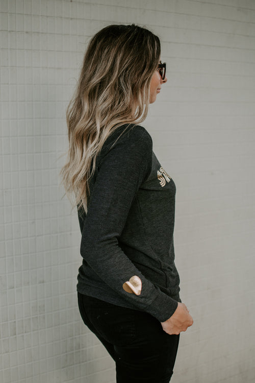 Saturday's Are For The Girls Chaser Sweater - Parkside Harbor
